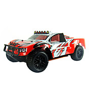 1/10 Scale R/C Nitro Powered 4wd Off-Road Rally Car