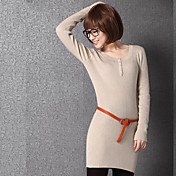 Women's Slim Wool Sweater