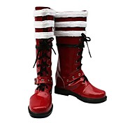 Cosplay Boots Inspired by Blue Exorcist Rin Okumura
