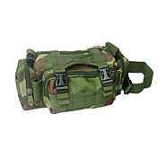 600D Oxford Military Camouflage Waist Bag