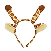 Giraffe Pattern Halloween Headband(1 piece)
