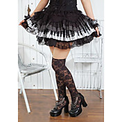 Pretty Piano Striped Skirt Lolita Costume (1 Piece)