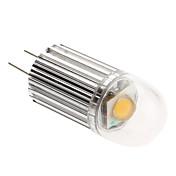 G4 1.5W 130-150LM 3000-3500K Warm White Light LED Spot Bulb (12V)