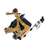 Classic Porcelain Tattoo Machine Gun with 2 Colors to Choose