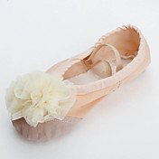 Handmade Canvas Dance Shoes Split-sole Ballet Slipper For Kids (More Colors)