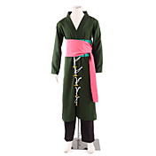 Cosplay Costume Inspired by One Piece Two Years After Roronoa Zoro