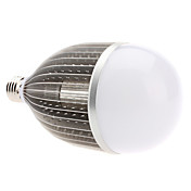 Dimmbare E27 18W 1600lm 6000-6500K Natural White Light LED Ball Lampe (85-265V)