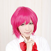 peruca cosplay inspirado oginome Momoka Mawaru-Penguindrum