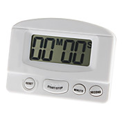 "2"" LCD Electronic Memory Timer Clock (1xAAA, 2 Colors Selectable)"