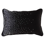 Stars in Night Decorative Pillow Cover
