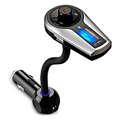 MP3-Player mit Bluetooth Car Kit und FM-Transmitter