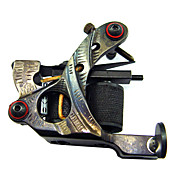 Cast Iron Handmade Tattoo Machine Gun for Liner and Shader