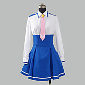School Girls' Uniform Inspired by Smile Pretty Cure Miyuki Hoshizora Nanairogaoka Public Middle School Girls' Uniform