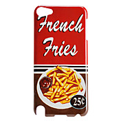 Chips Pattern Hard Case for iTouch 5