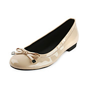 Stylish Leatherette Flat Heel Loafers & Slip-Ons With Bowknot Party / Evening Shoes (More Colors)