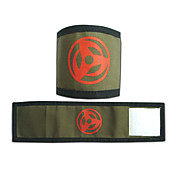 Wrist Band Inspired by Naruto Kakashi Hatake's Sharingan