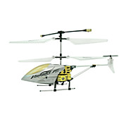 3CH RC helicopter alloy body with infrared radio remote control helicopters indoor toy