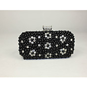 Women's Fashion Pearl Evening Bag