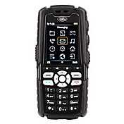 A9I - Dual SIM 2.0 Inch Dustproof Shockproof Waterproof Cell Phone(TV FM)