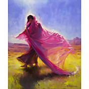 Printed Art People Mesa Walk by Steve Henderson
