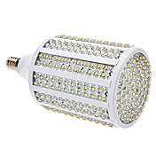 E14 18W 330-LED 1080-1100LM 3000-3500K Warm White LED Light Bulb Milho (85-265V)