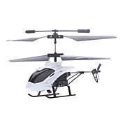 2-Channel Mini Remote Control Helicopter (Assorted Color, Model:z801)