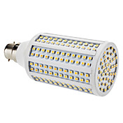 B22 14W 282x3528SMD 570-600LM 3000-3500K Warm White Light LED Corn Bulb (85-265V)