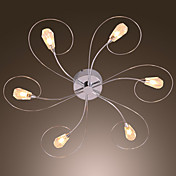 6 - Light Artistic Ceiling Light