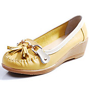 Gorgeous Leather Low Heel Loafers & Slip-ons  Party / Evening Shoes(More Colors)