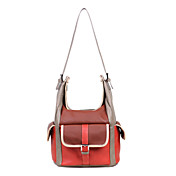 Dames Trendy Contrast Color crossbody Bag