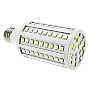 E26 14W 108x5050SMD 620-650LM 6000-6500K Natural White Light LED Corn Bulb (85-265V)