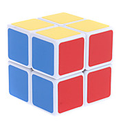3x2x2 Brain Teaser Magic IQ Cube (Black Base)
