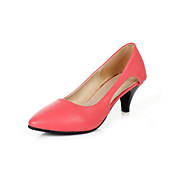 Amazing Leatherette Stiletto Heel Pointy Toe With Hollow-out Party / Evening Shoes(More Colors)