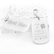 Personalized Tag Necklace-Name