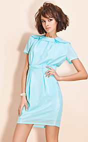 TS Folded Pocket Dress