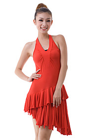 Dancewear viscose Latin Dance Dress For Ladies meer kleuren