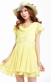 TS Layered Ruffle Dress