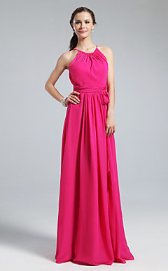 ATTY - Kleid fr Brautjungfer aus Chiffon
