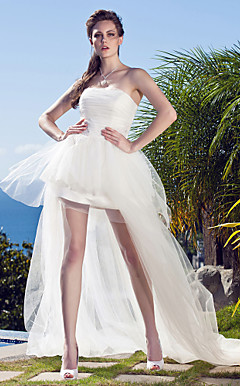 PYRENA - Abito da Sposa in Tulle
