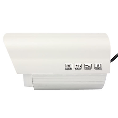 Power over Ethernet (PoE) hd verkkoon IP-kamera + 1,3 megapikselin, 720p