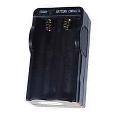 компактных 18650 литиевая батарея зарядное устройство (100V 240V)