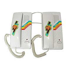 venta al por mayor de baterías de dos vías de intercomunicación estación de cable (tra389)