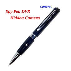 venta al por mayor bolígrafo espía + grabadora de vídeo digital oculta