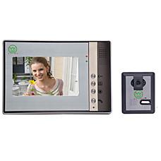 venta al por mayor timbre de vídeo con una memoria de la cámara (sy802ma11dvr)