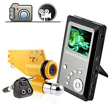 venta al por mayor profesionales bajo el agua w CCD cámara de vídeo / DVR de grabación de vídeo (xh-10)