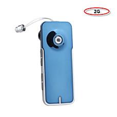venta al por mayor dvr deportes cámara con funciones de MP3 incorporado 2g de memoria (dce336-2g)