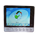 De 3 pulgadas TFT 262k color verdadero pantalla mp4 Player 4GB (negro) (zsz-009c)