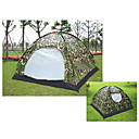 Three People Camouflaged Outdoor Camping Tent (HYYP107)(Start From 10 Units)