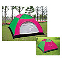 Six People Super Room Outdoor Camping Tent (HYYP110)(Start From 10 Units)