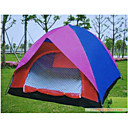 Two People Twin Size Tent+ Moisture Resistant Pad+24 LED Tent Light (HYYP176)(Start From 10 Units)